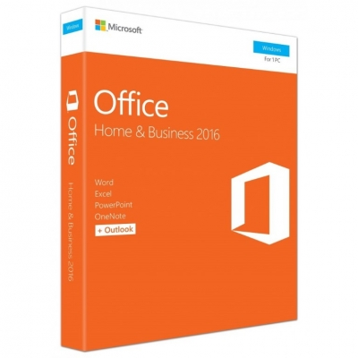 MICROSOFT Office Home and Business 2016 Win Greek Medialess P2