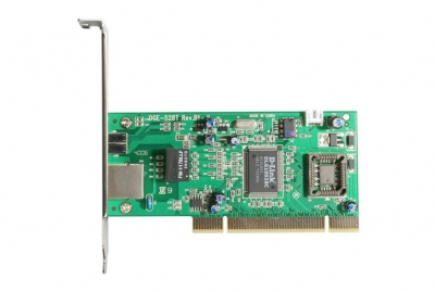DLINK ETHERNET DGE-528T 32-Bit PCI Gigabit Ethernet