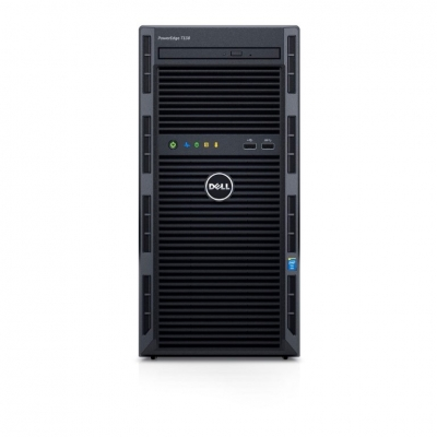 DELL Server PE T130 Intel E3-1220v5, 5Years